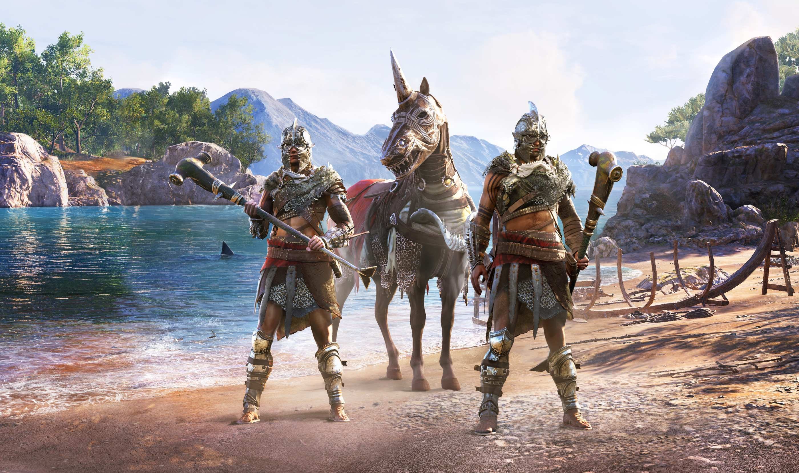 Assassin S Creed Odyssey Der New Game Modus Erscheint Am