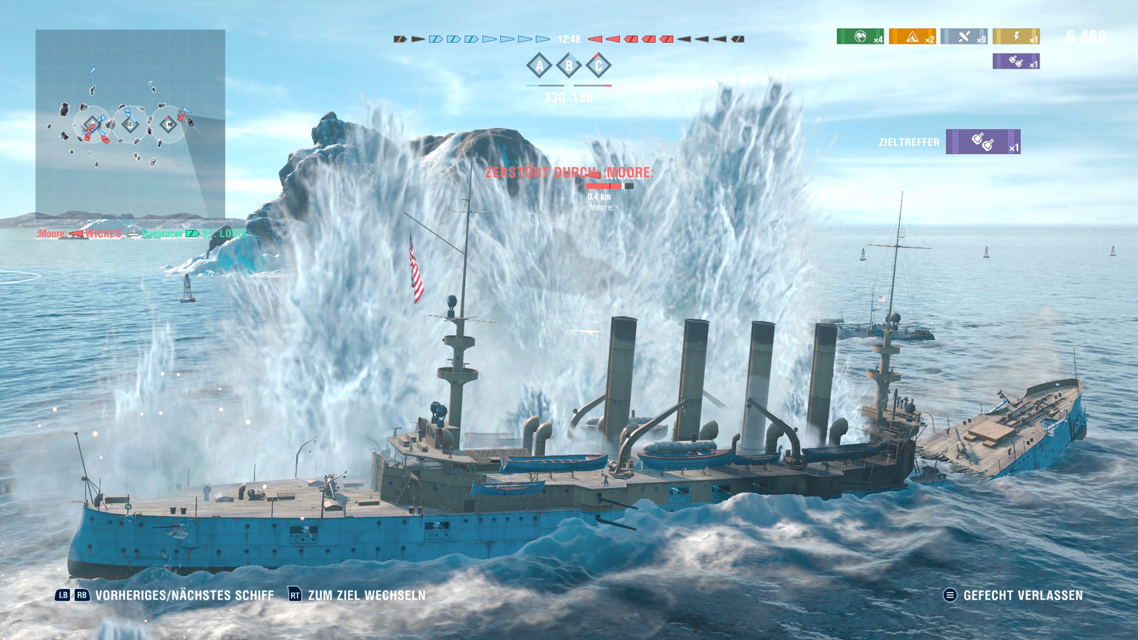 World of Warships - Legends: Unsere Eindrücke vom Beta