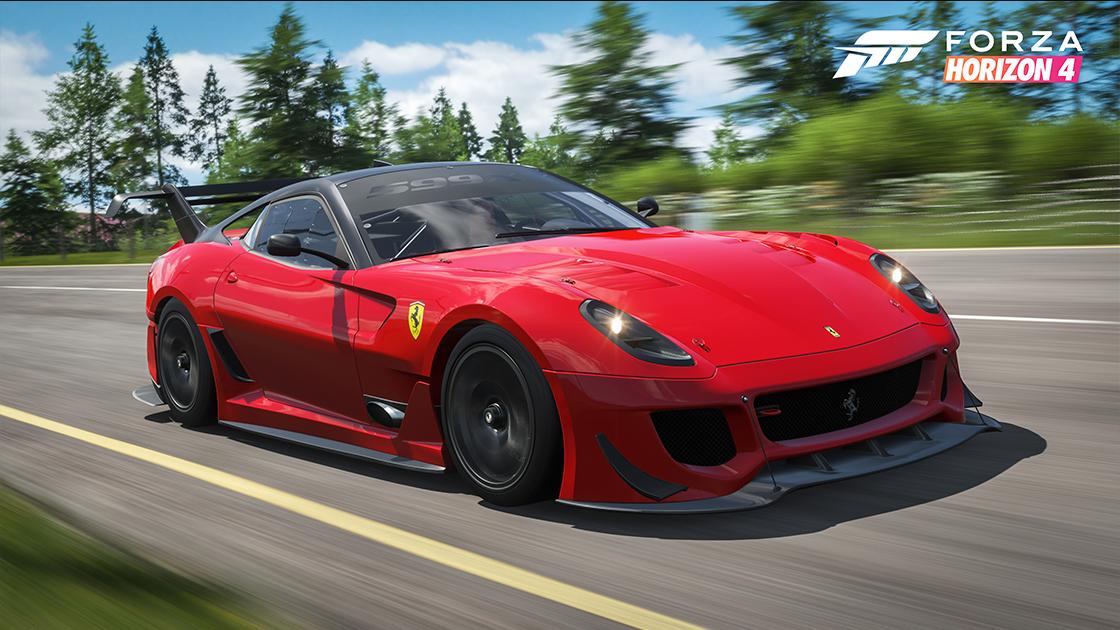 Forza Horizon 4: *UPDATE! Neuer Drift-Modus, neue Autos