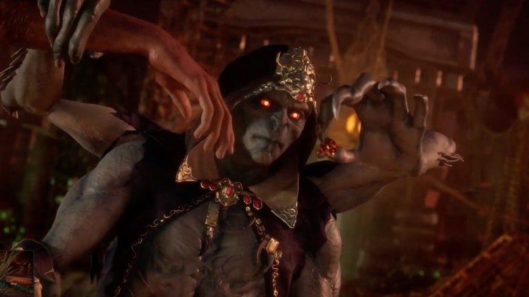 "Mortal Kombat 11: Brandneuer Trailer enthüllt den Kämpfer ""The Kollector"""