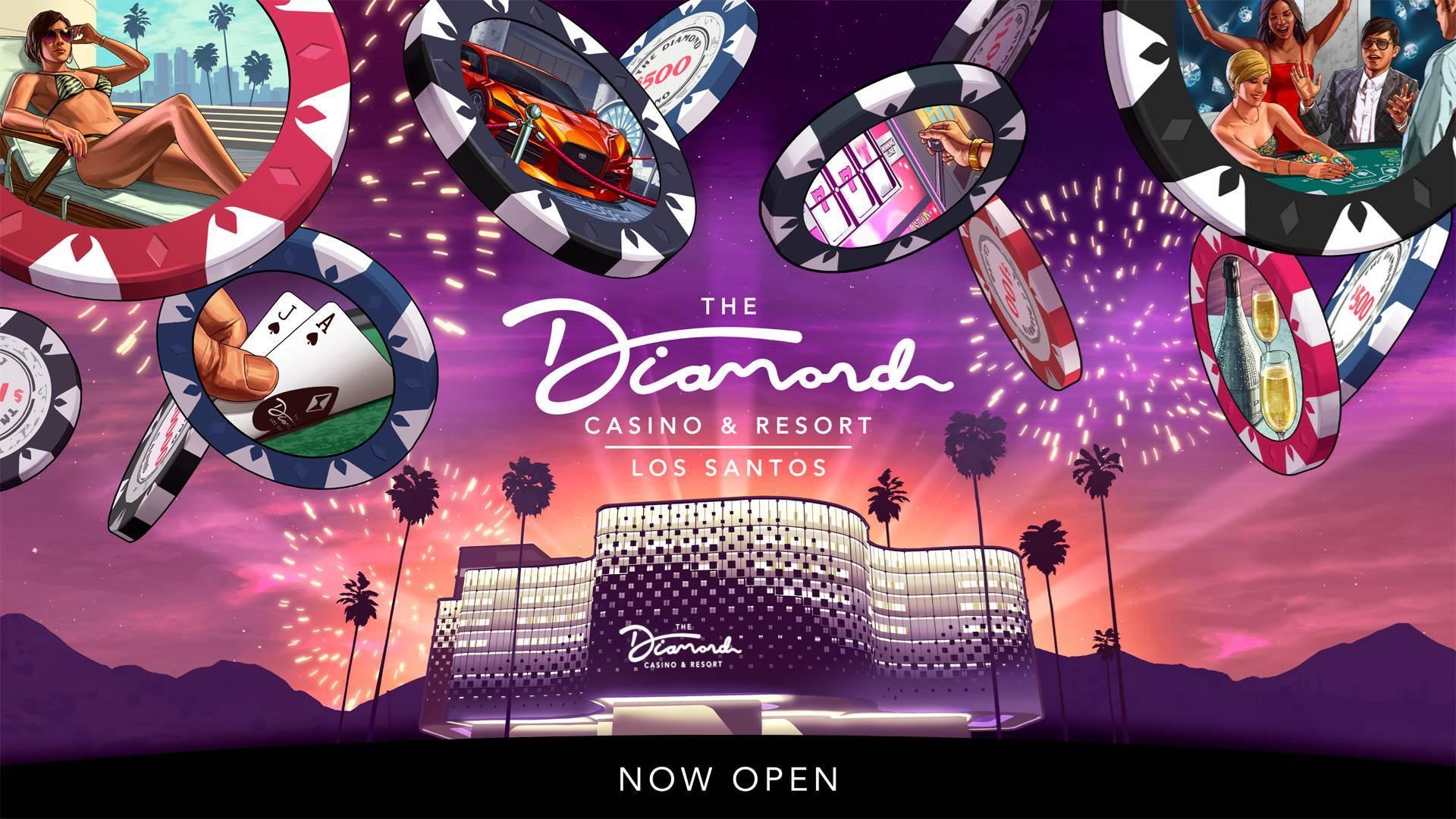 gta online: das neue diamond casino & resort hat seine