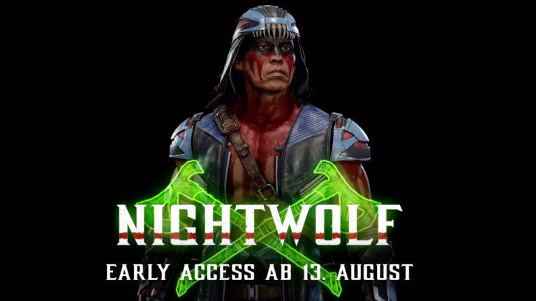 Mortal Kombat 11: Neuer Gameplay-Trailer enthüllt den nächsten spielbaren Charakter Nightwolf
