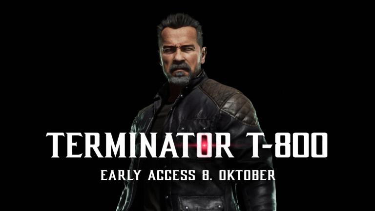 Mortal Kombat 11: Trailer zeigt den neuesten spielbaren Charakter – Terminator T-800