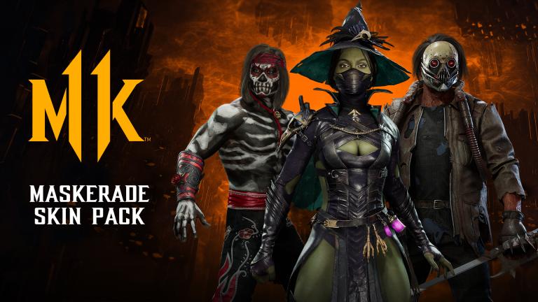 Mortal Kombat 11: Event mit Halloween-Thema läuft vom 25. Oktober bis zum 1. November