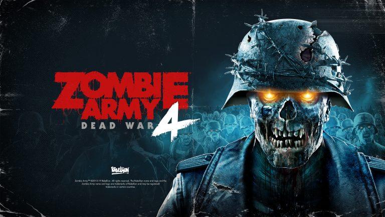 "Zombie Army 4 – Dead War: Infografik Roadmap & Trailer! Neue Kampagnen-Mission ""Terror-Lab"" jetzt verfügbar"