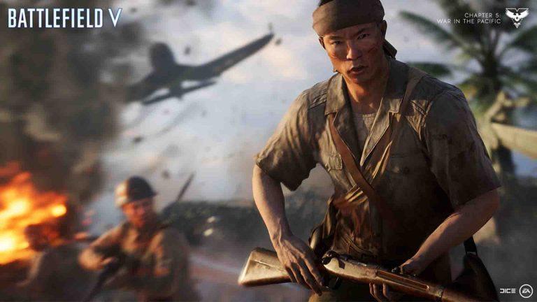 Battlefield V: Trailer, Screens & Details! Beliebte Karte kehrt in Kapitel 5: Pazifikkrieg zurück