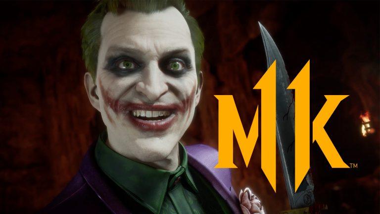 Mortal Kombat 11: Kombat-Pack erscheint am 28. Januar und bringt den Joker als DC Superschurken mit