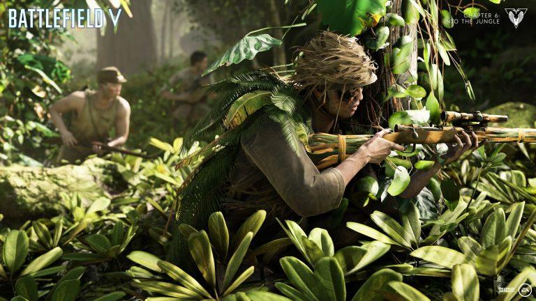Battlefield V: Aufgepasst! Trailer und umfassende Details zu Kapitel 6 – In den Dschungel