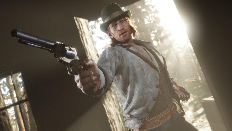 Red Dead Online: Xbox One-Fassung erhält Fotomodus für den Story-Modus & mehr