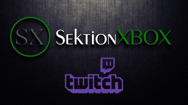 SektionXBOX: Jetzt live auf Twitch! Wir zocken The Division 2 auf der Xbox One X