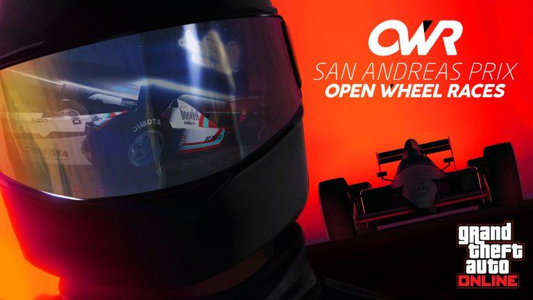 GTA Online: Open-Wheel-Rennen, 7 neue Rennstrecken, die Rennwagen Ocelot R88 und Progen PR4 & mehr