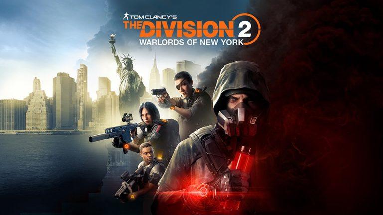 """Tom Clancy's The Division 2: Trailer & Infos zur kostenpflichtigen Erweiterung """"Die Warlords von New York"""""""