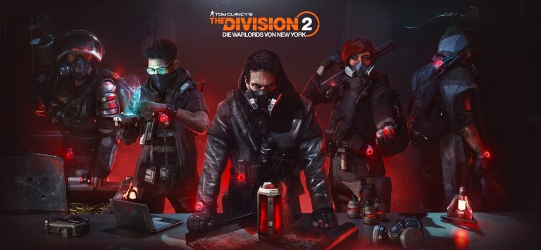 """Tom Clancy's The Division 2: Launch-Trailer, Screens & Infos! Die Erweiterung """"Die Warlords von New York"""" ab sofort verfügbar"""