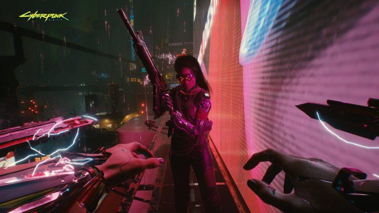 Cyberpunk 2077: CD PROJEKT RED veröffentlicht den nächsten Gameplay-Trailer