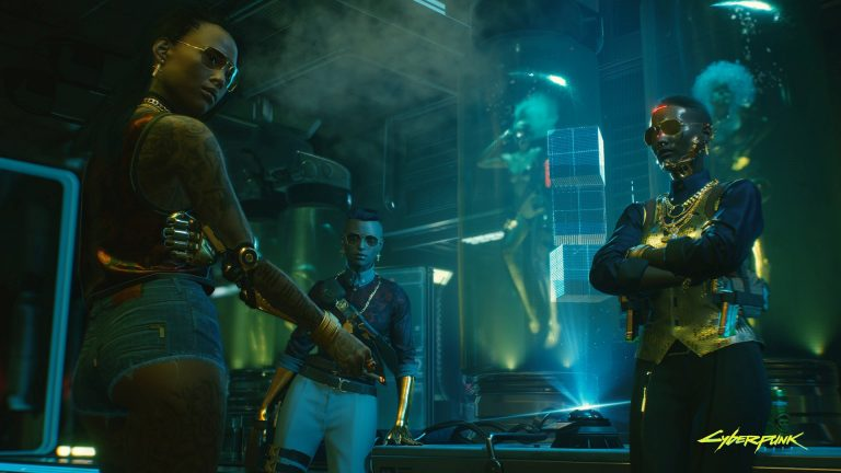 Cyberpunk 2077: Rund um die Uhr! Night City ist ein Ort der Gewalt und Brutalität