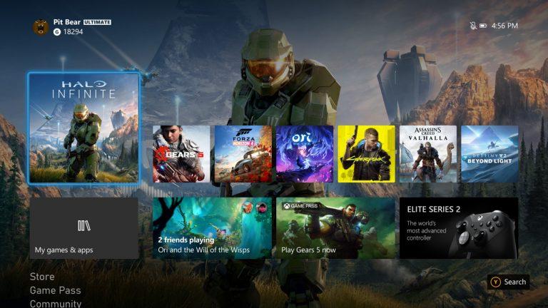 Xbox One & Xbox Series X: Alle Infos zum neuen August-Update und der neuen Benutzeroberfläche
