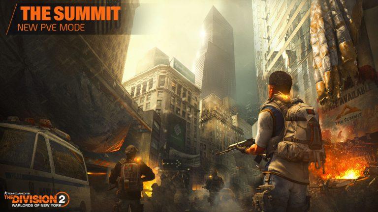 """The Division – Warlords von New York: Modi """"The Summit"""" mit Title Update 11 & Infos zur Abwärtskompatibilität"""
