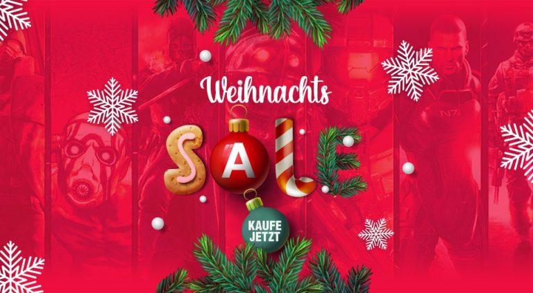 DEALS: Christmas Sale bei cdkeys bald vorbei! Forza Horizon 4 (One) 22,59, FIFA 21(One) 29,39€ & mehr
