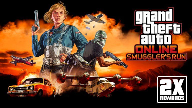 GTA Online: Der ikonische BF Weevil, 3x Belohnungen in Motor Wars und Luftrennen & vieles mehr