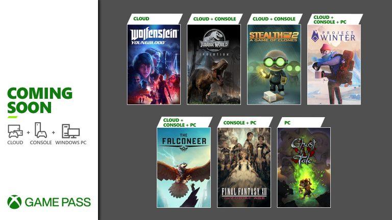Xbox Game Pass: Die Februar-Highlights im Überblick