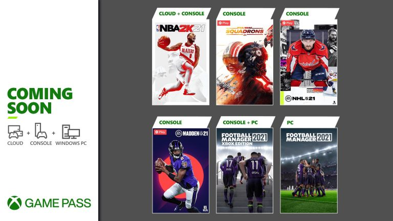 Xbox Game Pass: Madden NFL 21, Football Manager 2021 & mehr